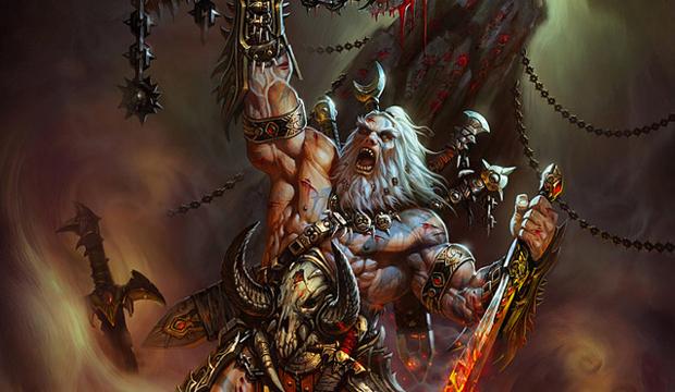 Blizzard divulga os primeiros dados de Diablo III (Foto: Divulgação)