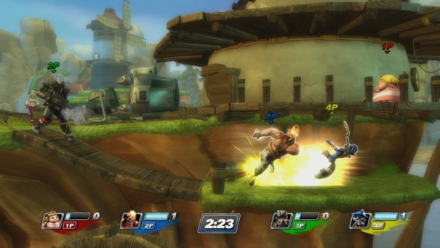 PlayStation All-Stars Battle Royale (Foto: Gematsu)