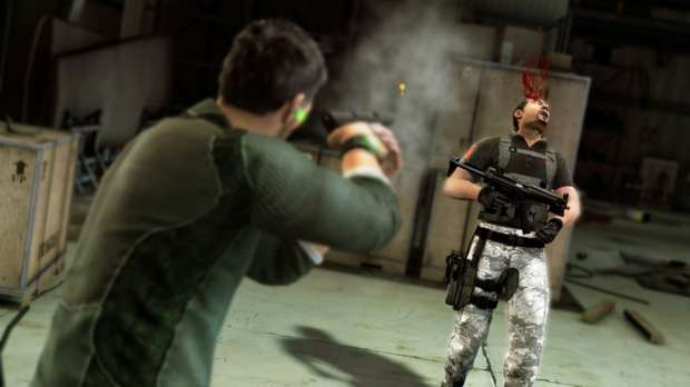 Splinter Cell: Conviction (Foto: Divulgação)