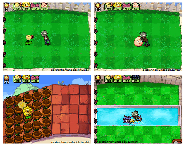 Os Pokémon encontram zumbis (Foto: Reprodução)