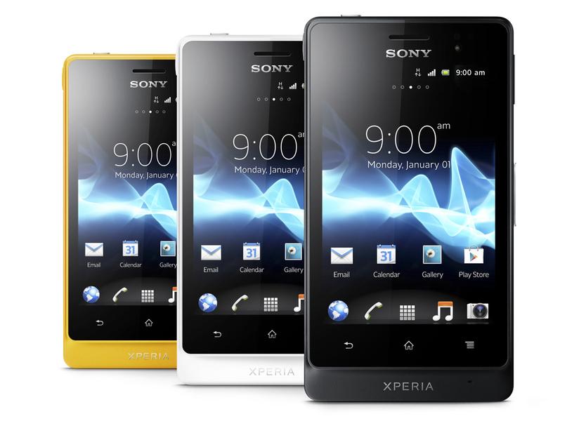 Xperia Go o Sony à prova d'agua (Foto: Divulgação)