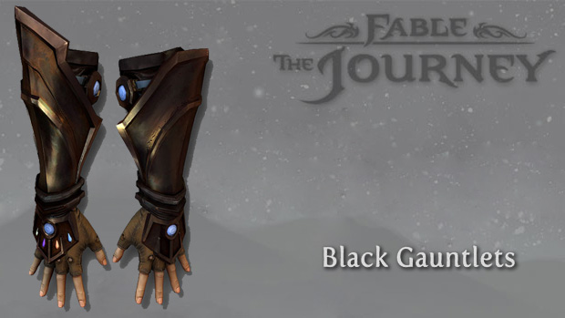 Lojas revelam bônus de pré-venda de Fable: The Journey (Foto: Trendy Gamers)