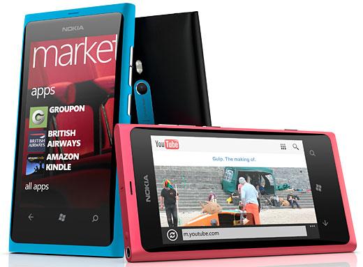 Nokia Lumia 800 (Foto: Nokia Lumia 800)