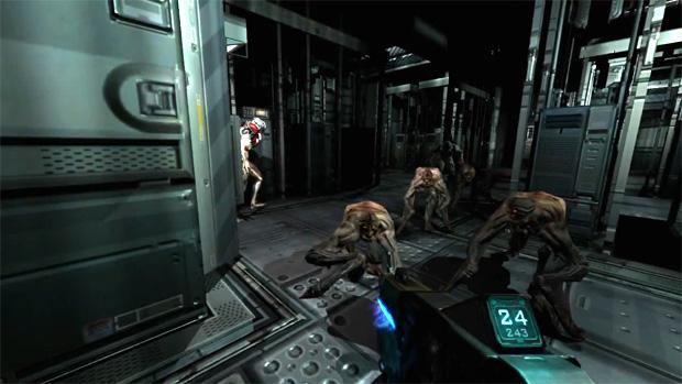 Doom 3 BFG Edition (Foto: Divulgação)