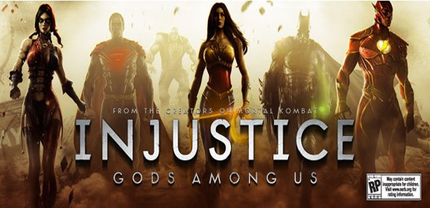 Injustice: Gods Among Us (Foto: Gaming Everything) (Foto: Injustice: Gods Among Us (Foto: Gaming Everything))