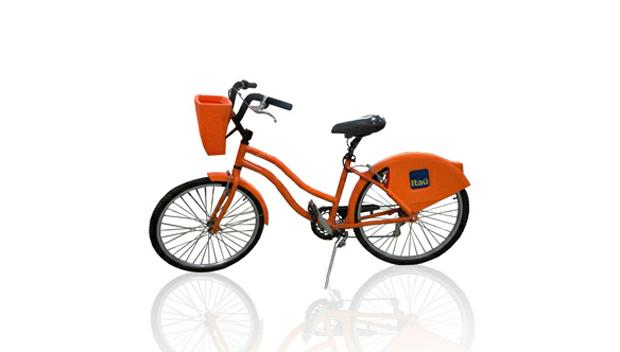 Bicicletas do Itaú agora estão chegando à cidade de São Paulo (Foto: Divulgação)