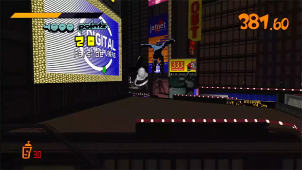 Jet Set Radio HD (Foto: Divulgação)