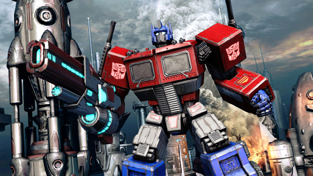 Transformers: Fall of Cybertron (Foto: GameInformer) (Foto: Transformers: Fall of Cybertron (Foto: GameInformer))
