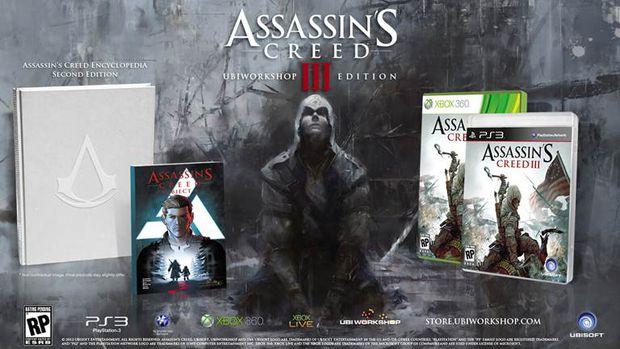 Assassin's Creed 3 UbiWorkshop Edition (Foto: Destructoid)