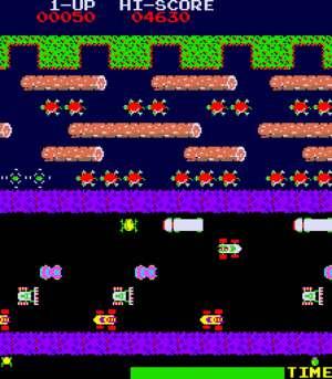 Frogger Classic (Foto: Divulgação)