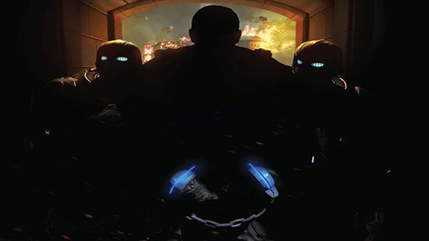 Novo Gears of War será feito pela equipe de Bulletstorm segundo presidente da Epic Games (Foto: Divulgação)
