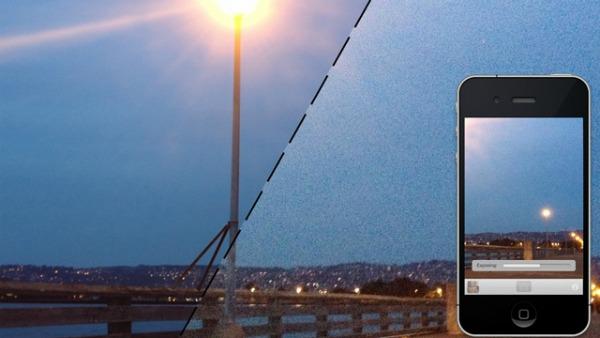 App Cortex Camera melhora a clareza das fotos feitas à noite pelo iPhone ou iPad (Foto: Reprodução))