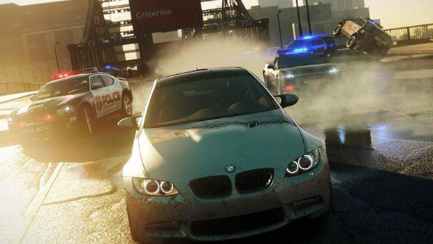 Need for Speed Most Wanted (Foto: GameInformer) (Foto: Need for Speed Most Wanted (Foto: GameInformer))