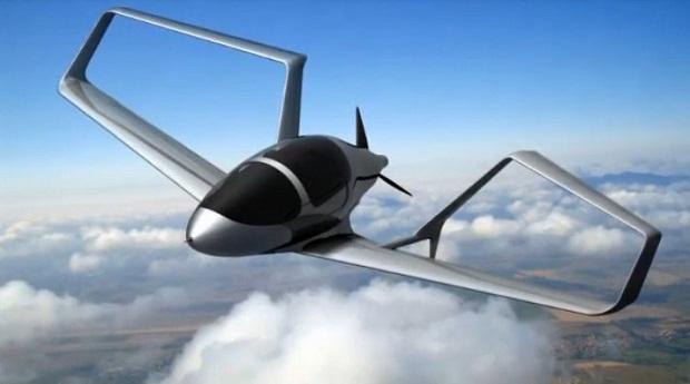 O Synergy é um projeto de avião familiar barato, simples e rápido (Foto: Divulgação)