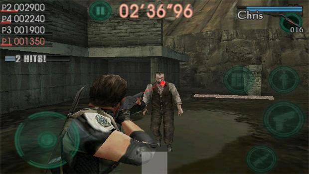 Resident Evil Mercenaries Vs. (Foto: Divulgação)