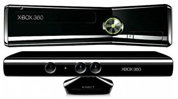 Xbox 360 Slim e Kinect (Foto: Divulgação)