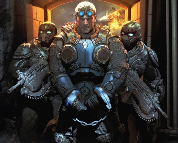 Gears of War: Judgment (Foto: GameInformer) (Foto: Gears of War: Judgment (Foto: GameInformer))