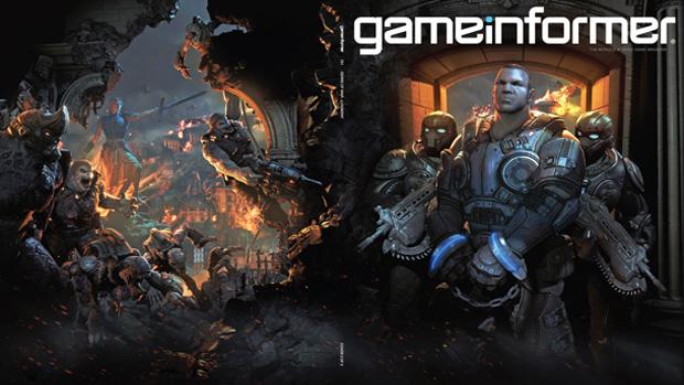 Gears of War: Judgment (Foto: GameInformer)