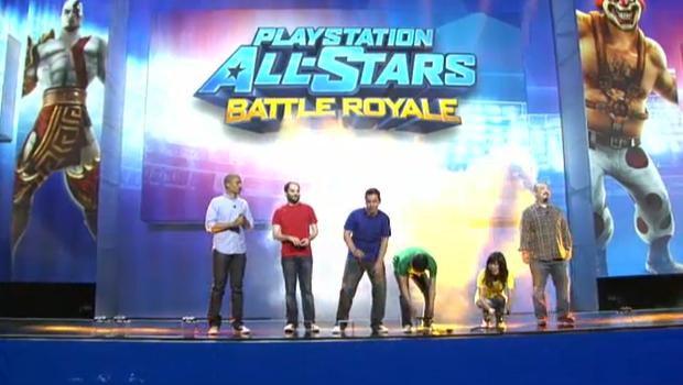 PlayStation All-Stars Battle Royale (Foto: Reprodução)