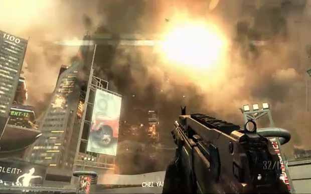 Call of Duty: Black Ops 2 (Foto: Reprodução)
