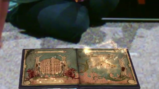 Book of Spells (Foto: Reprodução / TechTudo)