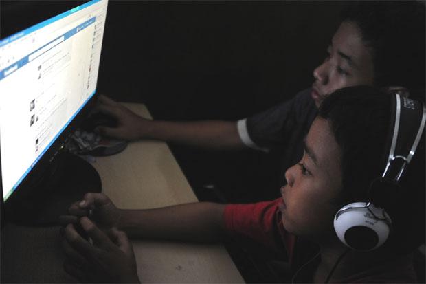 Crianças podem ganhar versão do Facebook só para elas (Foto: AFP)