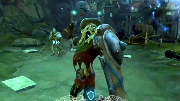 Fable: The Journey teve o trailer divulgado na E3 2012 (Foto: Reprodução)