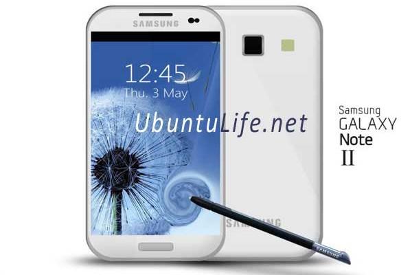 Samsung Galaxy Note 2 (Foto: Reprodução)