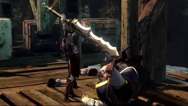 God of War: Ascension (Foto: Reprodução / TechTudo)