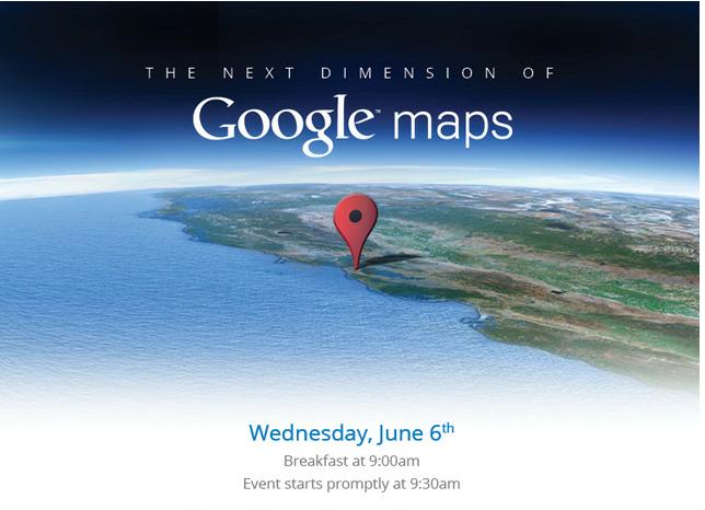 Convite para evento do Google (Foto: Reprodução)