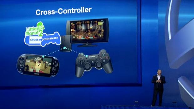 Integração PS Vita e PS3 (Foto: Reprodução)