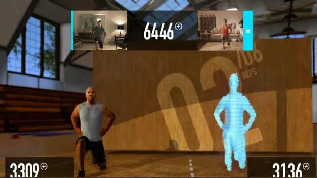 Kinect Trainer (Foto: Reprodução)