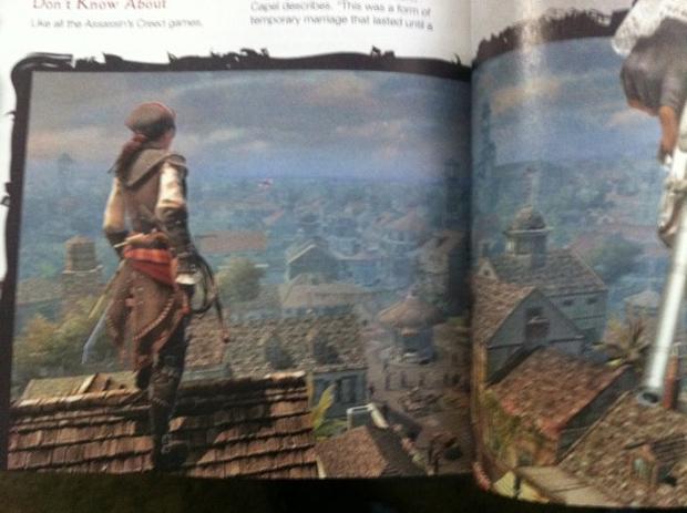 Assassin's Creed III: Liberation (Foto: Reprodução/Game Informer)