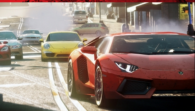 Need for Speed: Most Wanted na E3 (Foto: Divulgação)