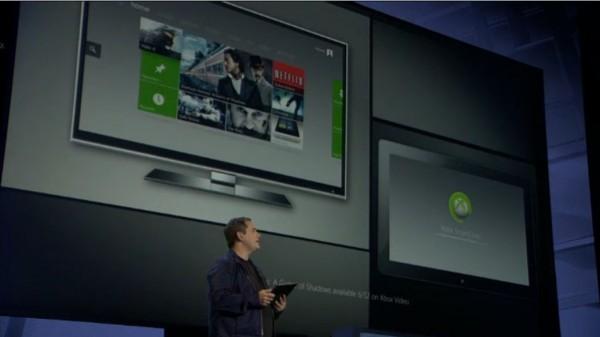 Smartglass é um aplicativo que permite integração de aparelhos móveis com videogame (Foto: Reprodução)