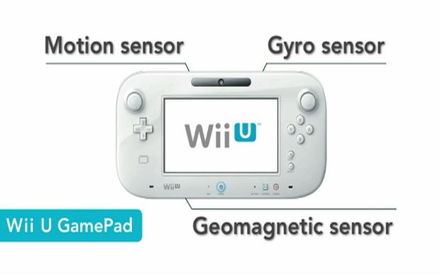 GamePad do Nintendo Wii U (Foto: Reprodução)