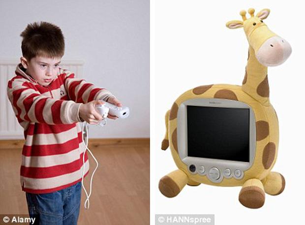 Na hora de presentar os filhos, maioria dos pais se preocupam em dar games ou gadgets (Foto: Reprodução) (Foto: Na hora de presentar os filhos, maioria dos pais se preocupam em dar games ou gadgets (Foto: Reprodução))