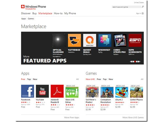 Marketplace chega a marca de 100 mil aplicativos (Foto: Reprodução)