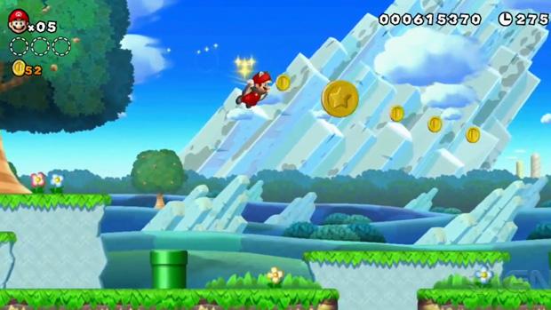New Super Mario Bros. U (Foto: Divulgação)