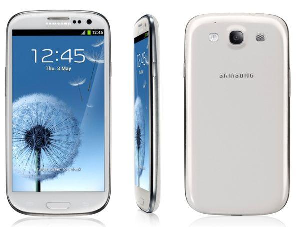Samsung Galaxy S III (Foto: Divulgação)