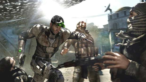 Splinter Cell: Blacklist (Foto: Divulgação) (Foto: Splinter Cell: Blacklist (Foto: Divulgação))