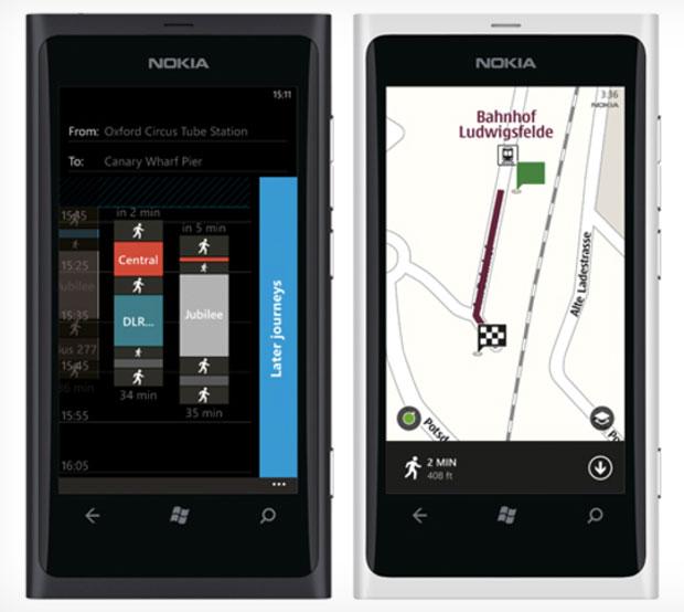 Nokia Transport traz uma gama de recursos para os usuários dos Lumia (Foto: Reprodução)