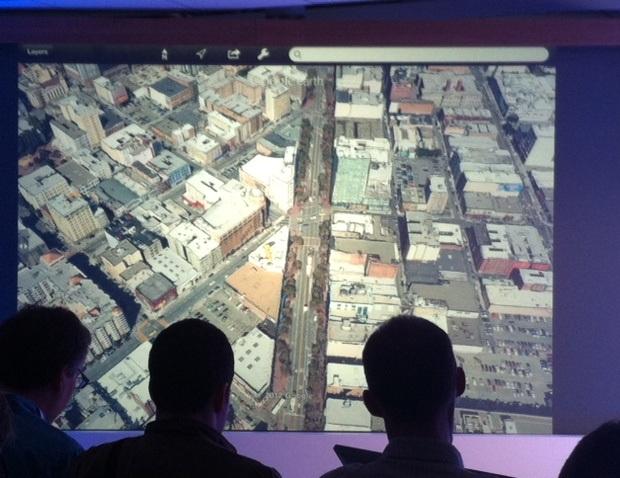 Novo Google Maps em 3D (Foto: Divulgação)