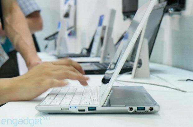 S20 da MSI é um dos ultrabooks pensados para o Windows 8 (Foto: Reprodução)