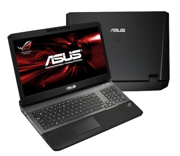 Novos modelos de notebooks da série gamer da ASUS (ROG) são apresentados na Computex 2012 (Foto: Divulgação)