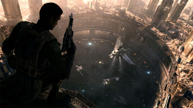 Star Wars 1313 (Foto: Divulga&#231;&#227;o)