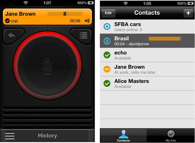 Zello_Interface (Foto: Zello_Interface)