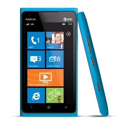 Nokia Lumia 900 principal aparelho com WP7.5(Foto: Reprodução)