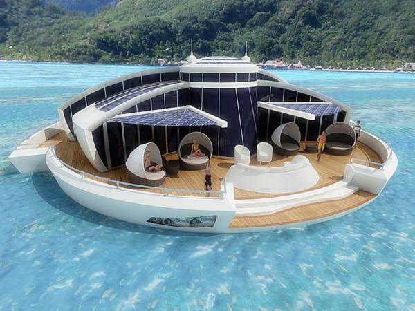 O alvo do projeto são as redes hoteleiras com filiais em áreas costeiras (Foto: Divulgação)