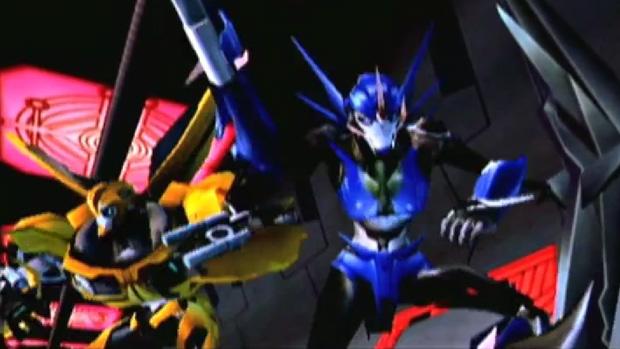 Transformers Prime: The Game (Foto: Divulgação)